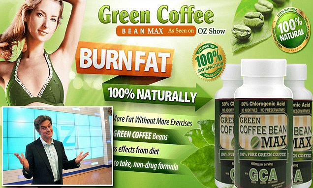 Green Coffee Bean Extract Miracle Diet Pill Medical Blog